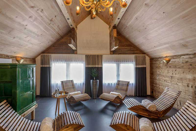 Wellness - Boutique Hotel Bären Gonten