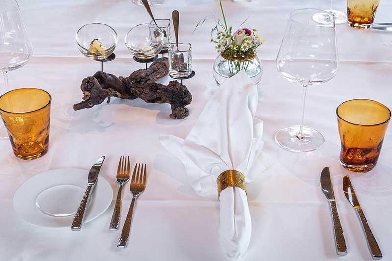 Hotel im Appenzell - Boutique Hotel Bären Gonten, Fine Dining in der Bärenstobe