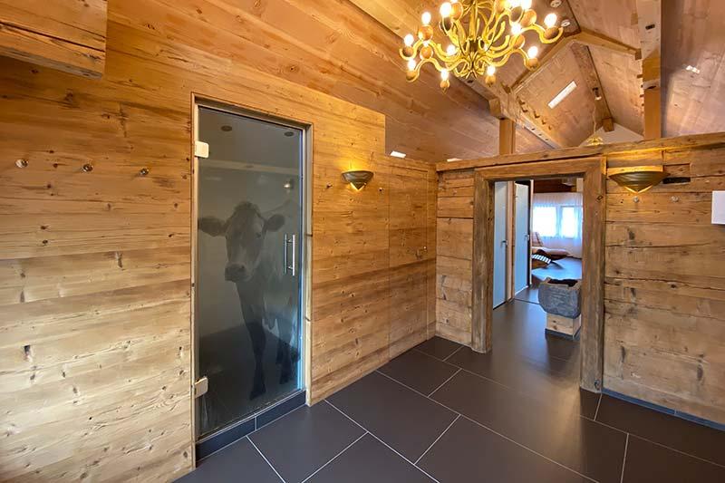 Boutique Hotel Bären Gonten - Dampfbad