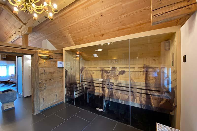 Boutique Hotel Bären Gonten - Sauna